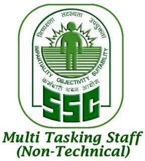 SSC Multi Tasking Non Technical Staff Recruitment 2014 Jobs