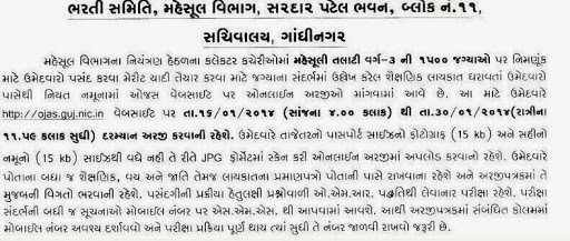 Talati Clerk Bharti 2014 Apply Online Talati Clerk Bharti 2014 Apply Online Notification
