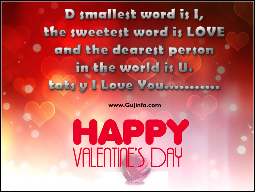 Happy Valentines Day SMS 2014 Wallpaper Cards Whatsapp Messages Video – Valentines Cards 2015